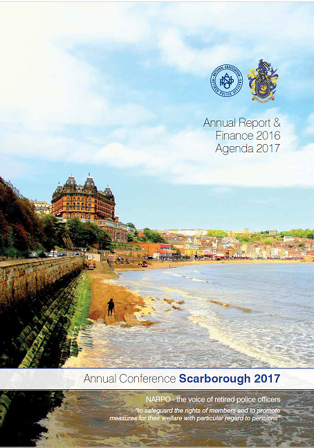 2017 Annual Report and Conference Agenda