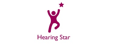 Hearing Star Logo