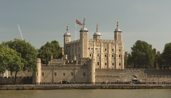 Centenary Dinner at The Tower of London